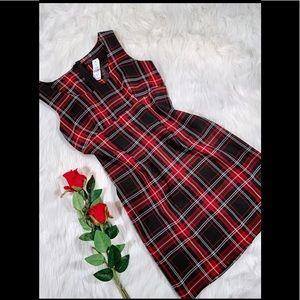 LF plaid clueless dress